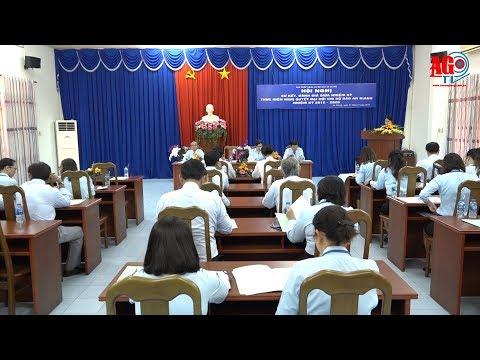 Báo An Giang sơ kết giữa nhiệm kỳ thực hiện Nghị quyết Đại hội Chi bộ