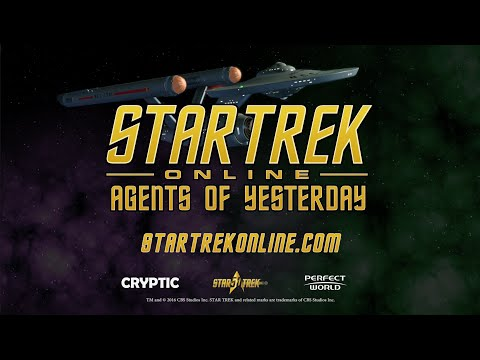 Star Trek Online: Agents of Yesterday - Official Launch Trailer thumbnail