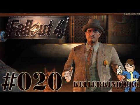 Fallout 4 [HD|60FPS] #020 - Willkommen in Diamond City ★ Let's Play Fallout 4