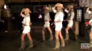 Rodeo Girls: My Guitar And Me (Line Dance)