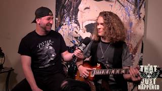 Mason Pace - Live Video Interview