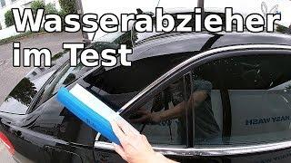 Wasserabzieher / Dry Blade zum Auto abtrocknen || Mit Waterblade ohne Kratzer trocknen