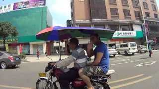 preview picture of video 'Eyes Around The World - Motorcycle Ride in Dongguan, China'