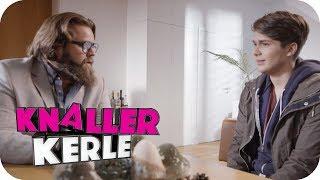 Freund Der Tochter Auf Dem Prüfstand | Knallerkerle | SAT.1