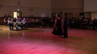 Rob & Jess--Viennese Waltz, Binghamton University's DWTG '14!