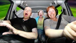 Смешные ДТП! Пожар! Приколы на дороге! Авто приколы! Бабы за рулем! Подборка приколов на дороге!#2