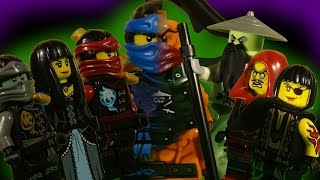 LEGO NINJAGO THE MOVIE PART 28 - SKYBOUND - THE TYRANNY OF NADAKHAN - SEASON FINALE!!!