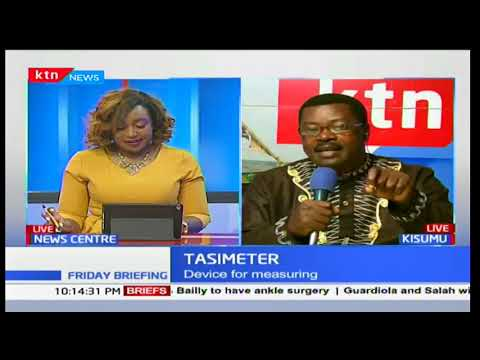 Pronunciation 101 with Willice Ochieng' 'The Word Master': Friday Briefing pt2