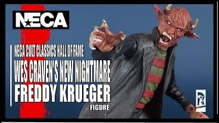 Throwback | NECA Cult Classics Hall of Fame Wes Craven's New Nightmare Freddy Krueger Figure