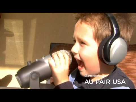 Work as an Au Pair in the USA Video