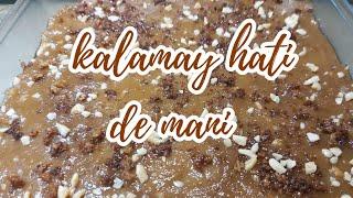 KALAMAY HATI de MANI [ how to ]
