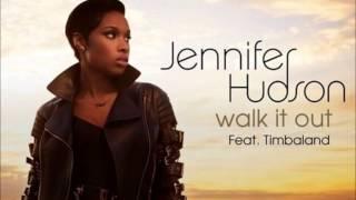 Jennifer Hudson ft Timbaland   Walk It Out Slowed Down & Chopped by Smoov