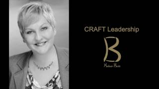 CRAFT Leadership Qualities: Creativity