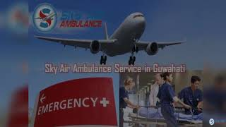 Book Air Ambulance in Patna for Comfortable Patient Transportation