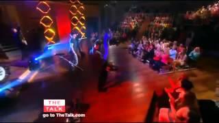 Florida Georgia Line sing 'Sun Daze' on The Talk (Apr 7th, 2015)