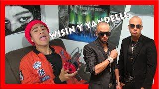 Wisin & Yandel   Guaya VIDEO REACCION