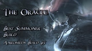 Skyrim Build - The Oracle - The Best Summoner - Andromeda Build 5