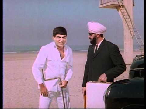 Sadhu Aur Shaitaan - Gadi Kyon Rok Di - Mahmood & Pran - Bollywod Comedy Scenes