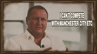 Mike Ashley speaks out about transfers | Rafa's press conference update