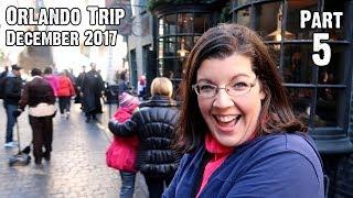 Orlando Trip December 2017 - Part 5: Universal Studios Florida - The Exploration Begins - ParoDeeJay