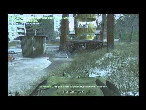Call of Duty 4: Modern Warfare - One Shot, One Kill - Veteran For Dummies