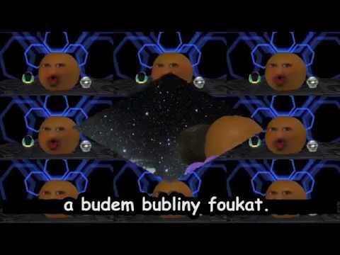 Otravný Pomeranč - Bubliny foukat (a karaoke) - Fénix ProDabing