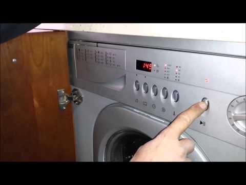 Reparación modulo electrónico lavadora Teka