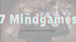 //7 Mindgames\\  Kaz Rodriguez   Drum Cover Christopher Duquez