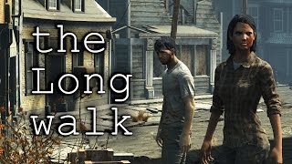 The Long Walk from Quincy - Jun, Marcy, & Kyle Long - Fallout 4 Lore