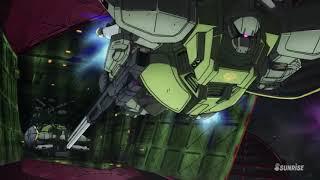 MS Gundam Thunderbolt Episode 4