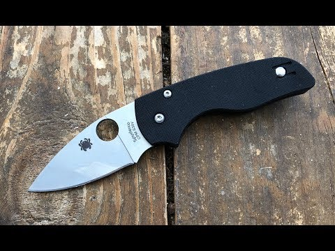 The Spyderco Lil' Native Pocketknife: The Full Nick Shabazz Review