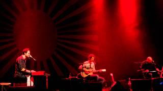 K's Choice - Quiet Little Place - Israel acoustic concert (23.1.2012)