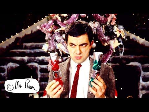 merry christmas bean mr bean official - Merry Christmas Mr Bean
