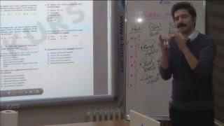 ALES Sözel - Türkçe - Sözel Mantık - Akıl Yürütme / Uzaktan Eğitim Dershanesi - ALES Dersleri