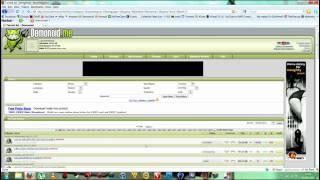 LmT | Downloading Off Demonoid And uTorrent Tutorial