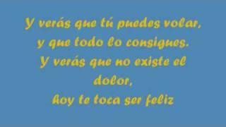 Hoy Toca Ser Feliz-Mägo de Oz (con lyrics-letra)