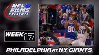 How Jeremy Shockey Saved the Giants Season | NFL Films Presents