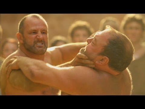Hercules wrestles for Medusa - Atlantis: Episode 6 - BBC One