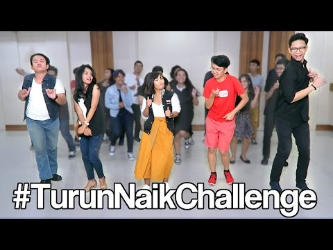 TURUN NAIK CHALLENGE Yudist Ardhana Ft Minyo33, Giovander Louis, And Friends. Mp3