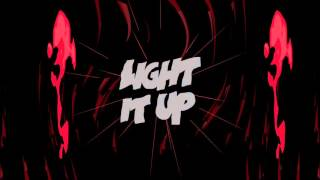 Major Lazer - Light It Up (feat. Nyla & Fuse ODG) (Remix) (Official Lyric Video)
