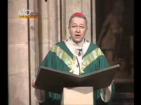 Messe pour les 350 ans du Mep et les JMJ