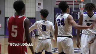 Millennium Beats South Mountain By 30 Points