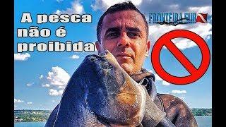 A Pesca Subaquática não é proibida!!!