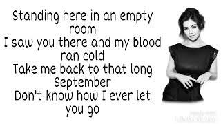 Baby (lyrics)   By Clean Bandit Ft. Marina & Luis Fonsi
