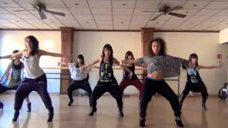 WORKSHOP ANDYE J. JL DANCE STUDIO (Mexico City) - Bahm Bahm by Keri Hilson