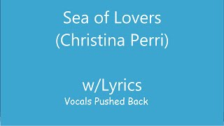 Christina Perri - Sea of Lovers (Lyrics & Vocals Suppressed)