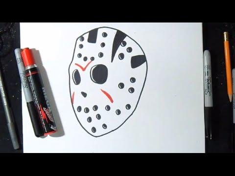 Die Masken Auf Die Personen Zu Zeichnen Die Maske Fur Die Augen