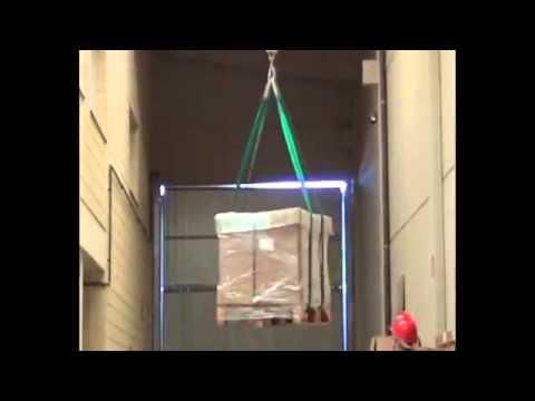 ▶ TECLE WINCHE ELECTRICO 500/1000 KG