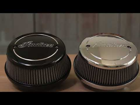 Thunder Stroke High Flow Air Intake with Stage 1 Calibration, Chrome - Image 1 of 6 - Product Video
