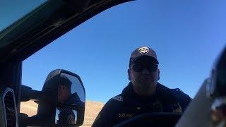 我被加州警察拦下来